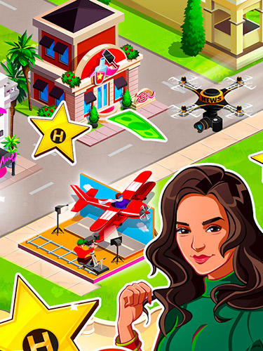 Project fame: Idle Hollywood game for glam girls für Android
