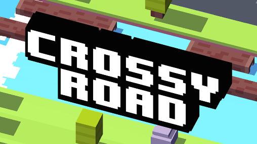 logo Crossy road