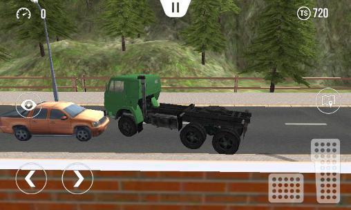 Big truck hero: Truck driver für Android