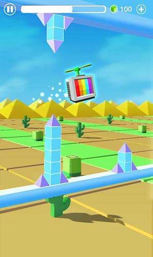 Cube dash screenshot 4