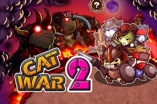 logo Cat war 2