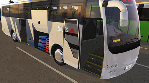 Bus simulator: Ultimate screenshot 1