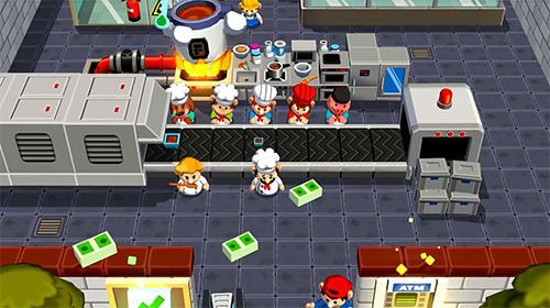 Kulinarischen Spiele Idle cooking tycoon: Tap chef auf Deutsch