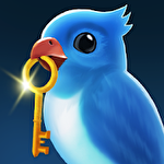 The birdcage: A mystery puzzle game Symbol