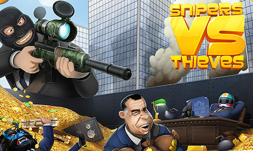 Snipers vs thieves screenshot 1
