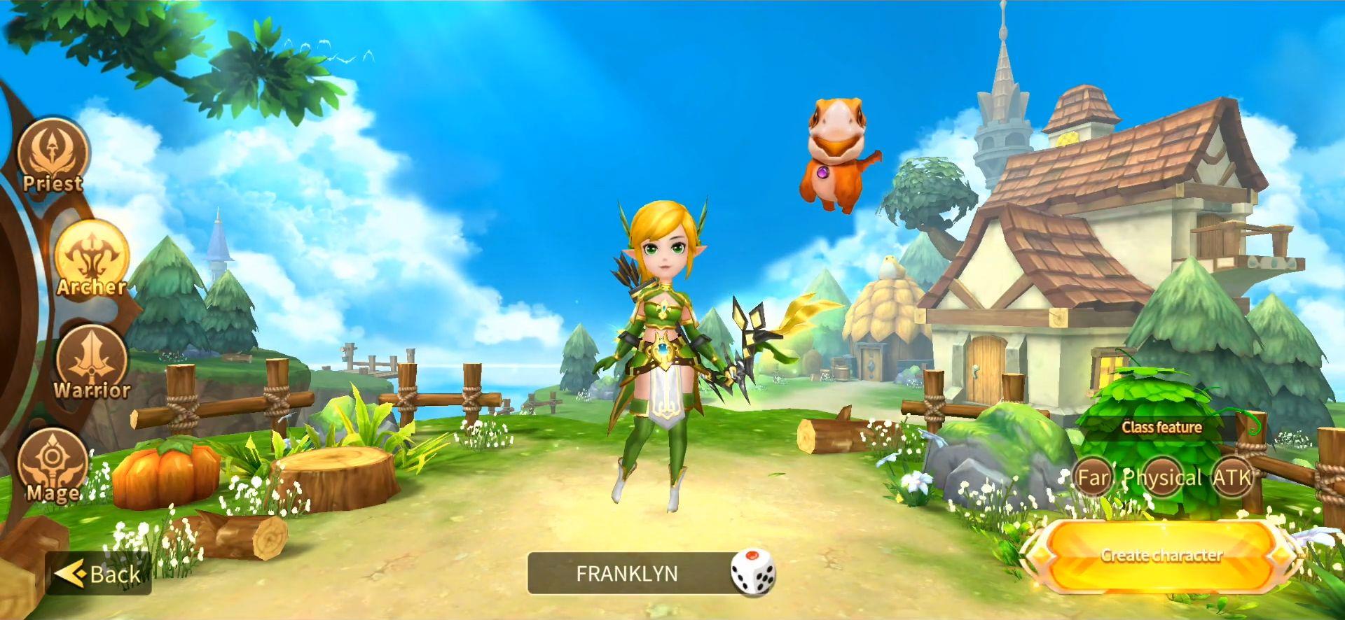 Sky Castle скриншот 1
