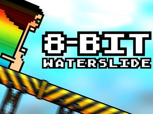 logo 8-Bit Wasserrutsche