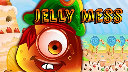 Screenshot Jelly mess on iPhone