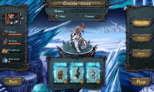 Elemental heroes para Android