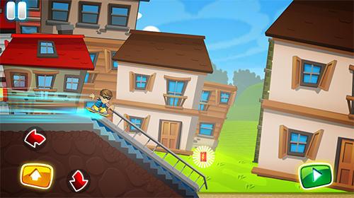 Skater boys: Skateboard games screenshot 2