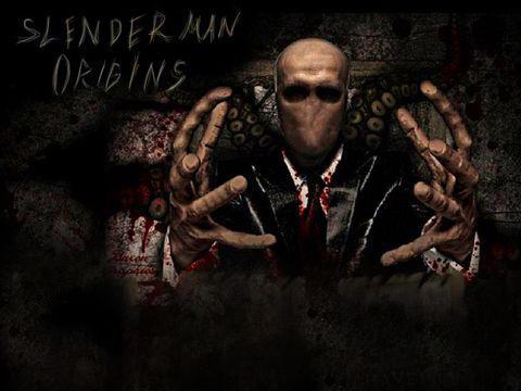 Slender man: Origins Screenshot