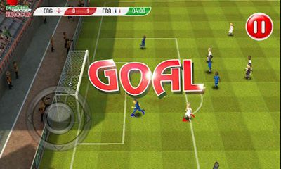 Striker Soccer Eurocup 2012 for Android