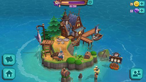 Bahía del paraíso para iPhone gratis