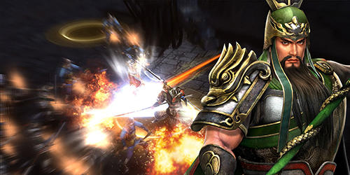 RPG Project dynasty warriors pour smartphone