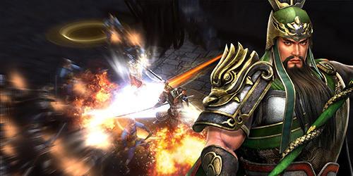 RPG-Spiele Project dynasty warriors für das Smartphone