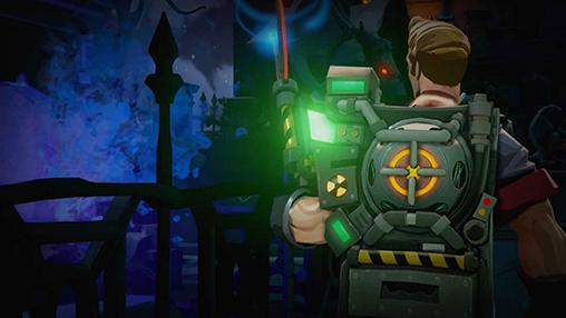Action Ghostbusters: Slime city für das Smartphone