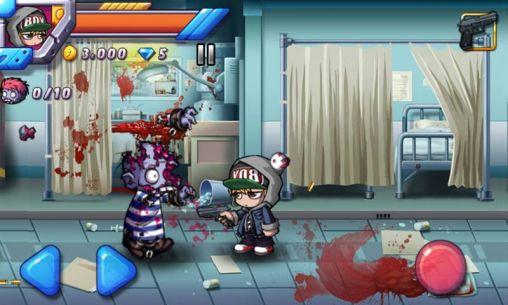 Arcade Zombie diary 2: Evolution für das Smartphone