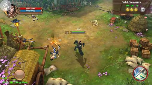 Age of wushu: Dynasty screenshot 4