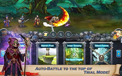 Strategische RPG-Spiele Kingdom legends auf Deutsch