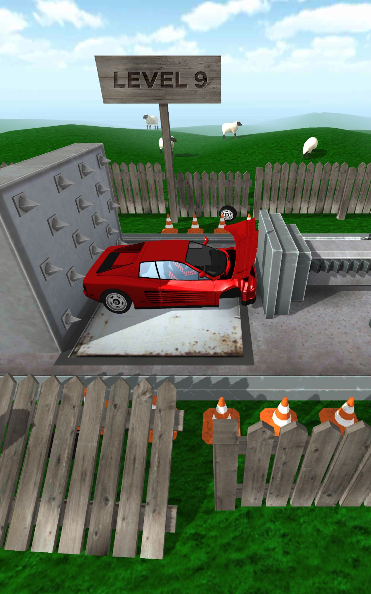 Car Crusher для Android