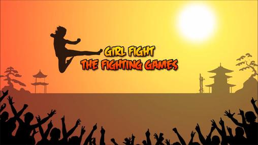 Girl fight: The fighting games icono