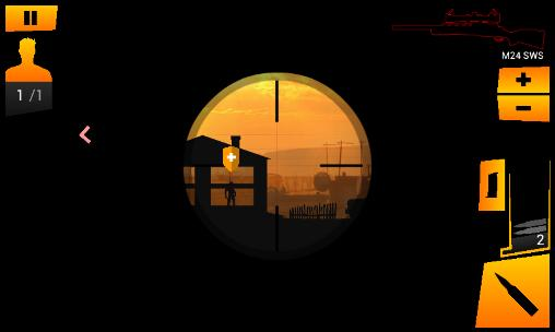 Dawn of the sniper für Android