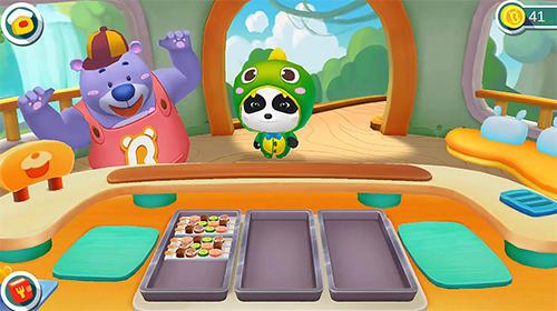 Little panda restaurant для Android