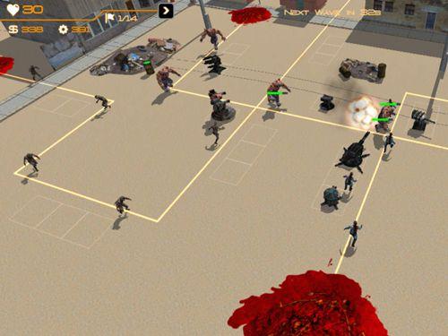 Zombie Apocalypse für iPhone
