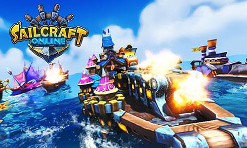 Sailсraft online: Battleships in 3D icono