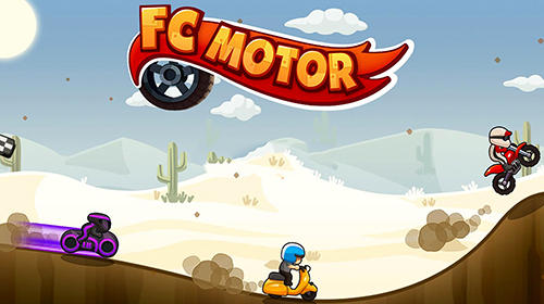 FC motor: Excited racing Screenshot