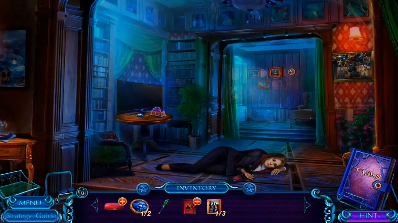 Hidden Object - Mystery Tales: The Other Side captura de pantalla 1