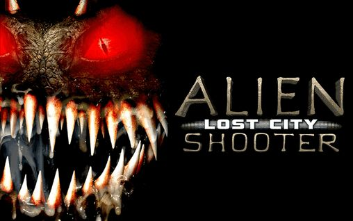 Alien shooter: Lost city Screenshot