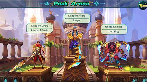 RPG-Spiele The arabian nights für das Smartphone