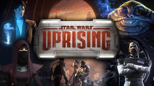 Star wars: Uprising скріншот 1