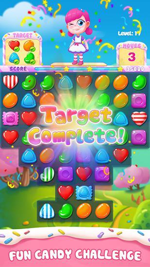 Arcade Candy story für das Smartphone