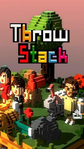 скріншот Throw stack
