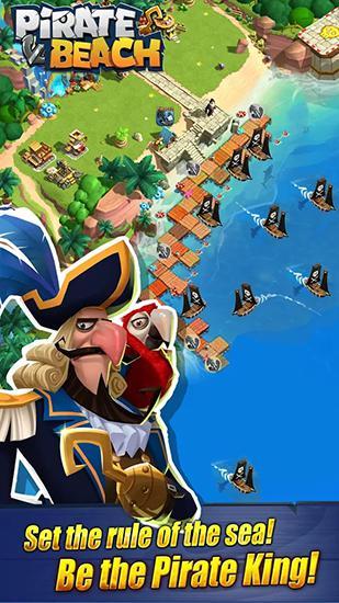 Pirate beach: Pandora empire für Android
