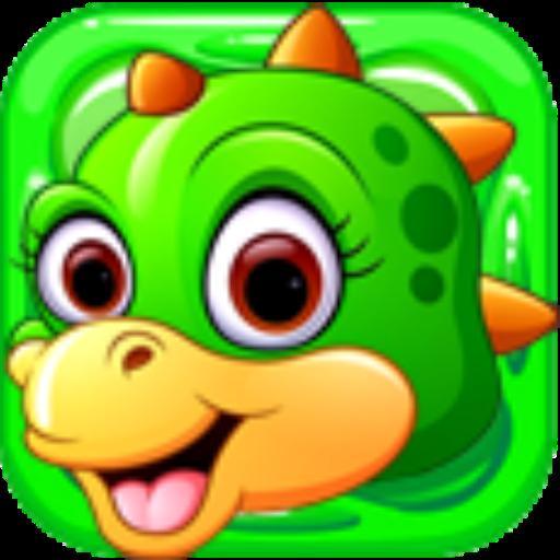 Dino Match3 Surprise World icône