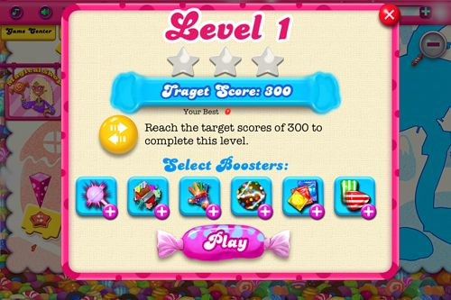 Amazing candy mania for iPhone