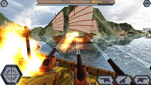 World of pirate ships für Android