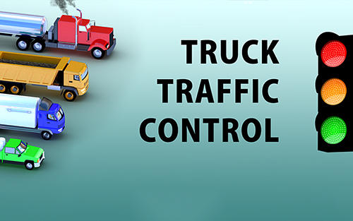 Truck traffic control captura de pantalla 1