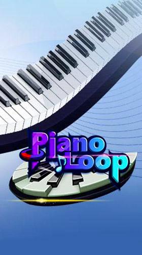 Piano loop Screenshot
