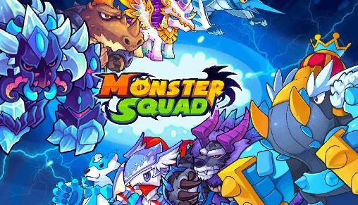 Monster squadіконка