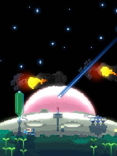 Arcade Green the planet 2 für das Smartphone