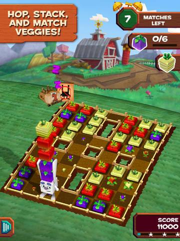 Arcade-Spiele: Lade Stapel-Hase auf dein Handy herunter