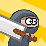 Ninja shurican: Rage game Symbol