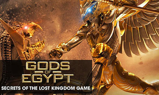 Gods of Egypt: Secrets of the lost kingdom. The game icône