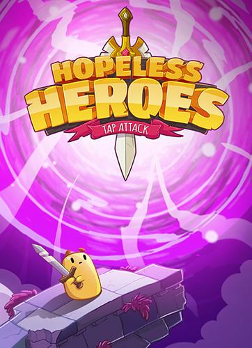 Hopeless heroes: Tap attack Screenshot