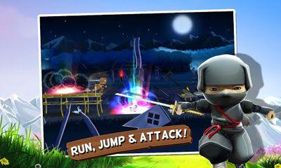 Arcade Mini Ninjas for smartphone
