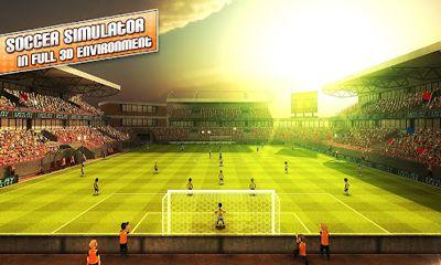 Striker Soccer London for Android